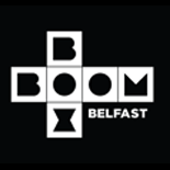 boom box belfast logo